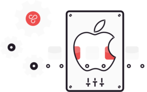 iOS-Illustration